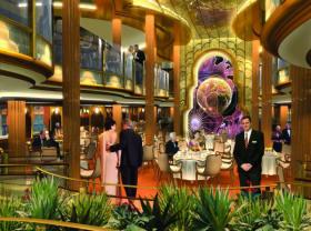 Croisiere de Luxe Cunard Croisiere 2012 britannia restaurant