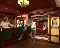 Croisiere de Luxe Cunard Croisiere 2012 golden lion