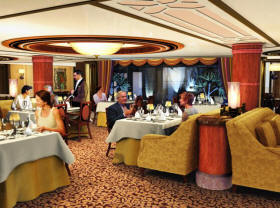 Croisiere de Luxe queens grill Cunard Croisiere 2012