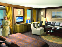 Croisiere de Luxe services cabine Cunard Croisiere 2012