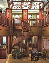 Croisiere de Luxe Cunard Croisiere 2012 qv library