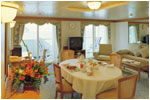 Cruceros Seven Seas Navigator Chambre Grande Suite