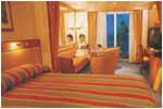 Croisiere Seven Seas Navigator Chambre Suite Standart avec Balcon