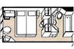 Regent Cruceros Chambre Cabine Balcon