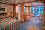 Croisieres Seven Seas Mariner Suite Penthouse Cat A-C