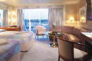 Voyages de luxe chambre Seabourn