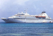 Bateau Seabourn Quest, Ovation