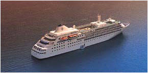 Croisieres de luxe Silversea Silver Wind